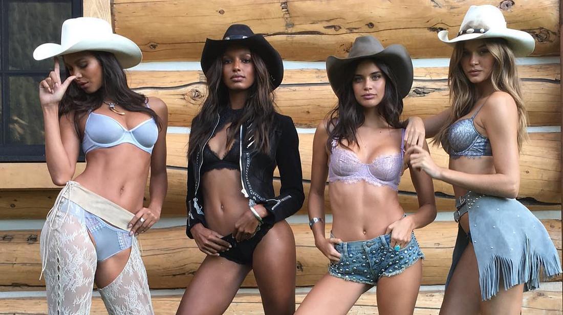 Τα Αγγελάκια της Victoria's Secret στην πιο σέξι φωτογράφισή τους