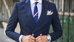 5 tie bars που θα απογειώσουν τις γραβάτες σου