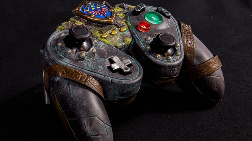 Επικό χειριστήριο ΜΟΝΟ για φανατικούς του Zelda