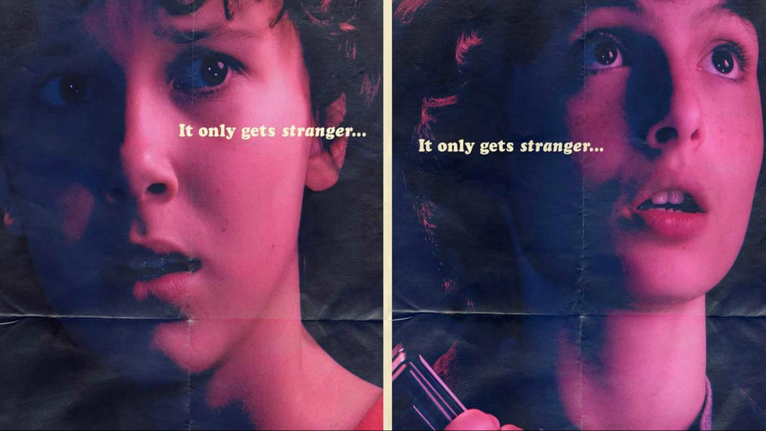 Οι νέες αφίσες του Stranger Things είναι όσο 80's μπορείς να φανταστείς