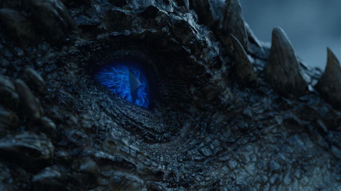 Πόσο ζόρικος είναι ακριβώς ο δράκος του Night's King;