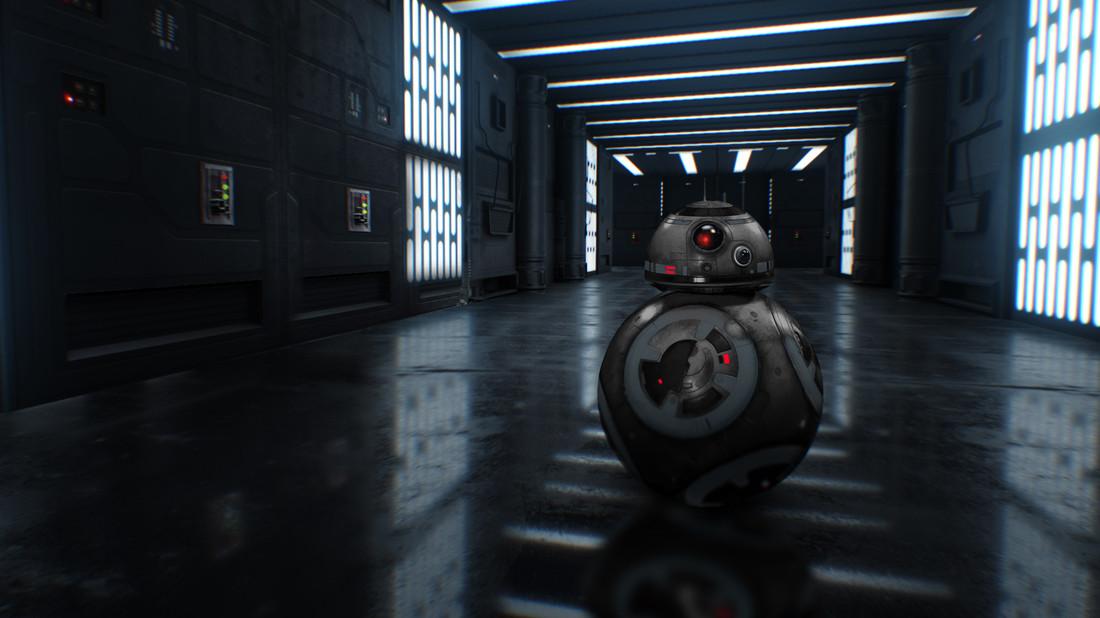 Στο νέο Star Wars θα γνωρίσουμε και το darkside του BB8