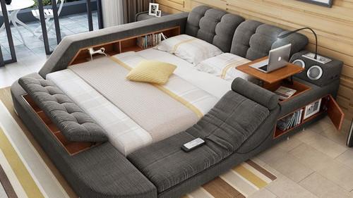 Είναι αυτό το κρεβάτι ο ξαπλωτός Παράδεισος κάθε άνδρα;
