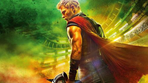 Τα πόστερ του Thor: Ragnarok είναι μικρά έργα τέχνης