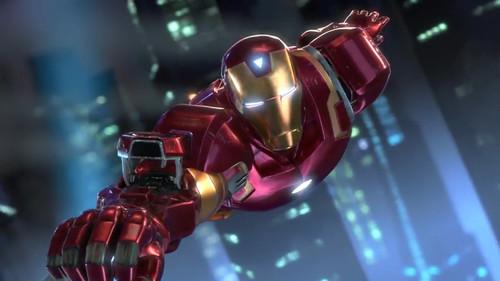 Ο Iron Man σε θέλει με το μέρος της Marvel