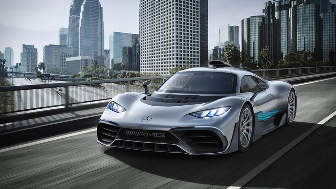 Αυτήν την εξωγήινη AMG θα παρουσιάσει η Mercedes σε λίγες μέρες