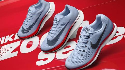 Nike Zoom Series: Κάνε την υπέρβαση με τον κατάλληλο σύμμαχο για την ταχύτητα