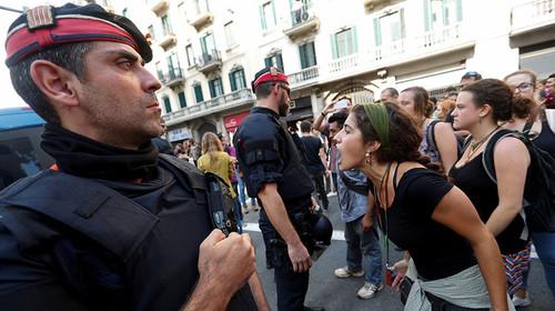 Η Βαρκελώνη έχασε την ανεμελιά της