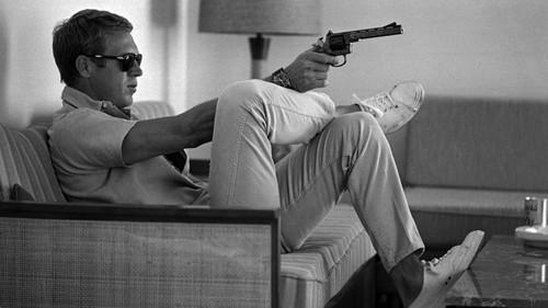 Steve McQueen: Ο άνθρωπος που καλλώπισε την Αλητεία