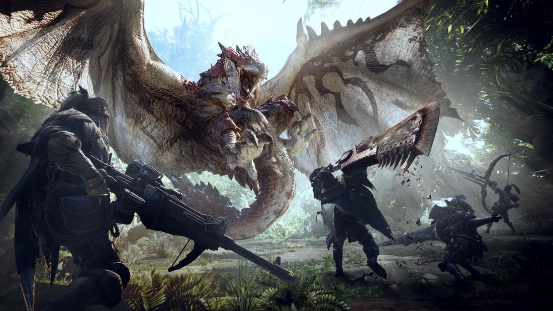 Όλα τα καλούδια που θα δεις στο νέο Monster Hunter: World