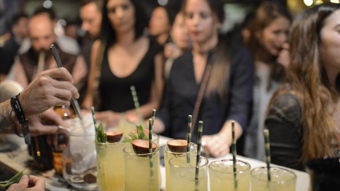 World Class Fine Drinking στη Θεσσαλονίκη
