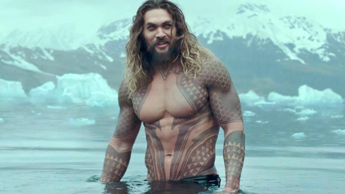 H προπόνηση που μεταμόρφωσε τον Jason Momoa σε Aquaman
