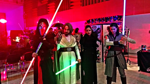 Η Δύναμη ήταν πανίσχυρη στο ForceCon της Θεσσαλονίκης