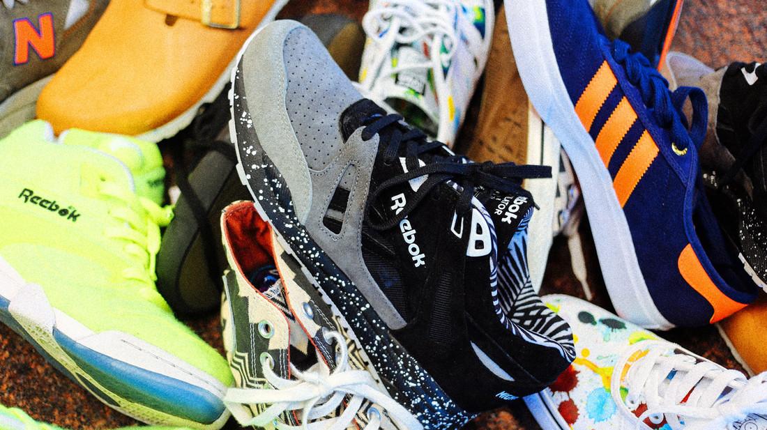 Τα καλύτερα sneakers που είδαμε μέσα στο 2017