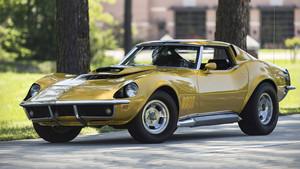 Corvette 1969: Παλιά μεν, γρήγορη δε