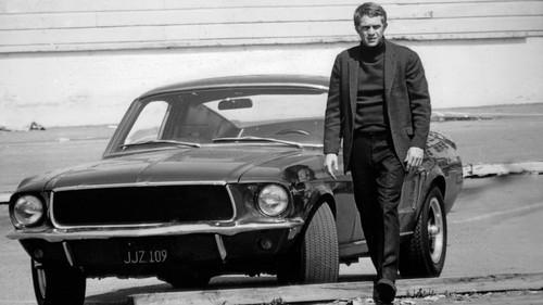 Η αμαξάρα του Steve McQueen από το Bullitt επανακυκλοφορεί