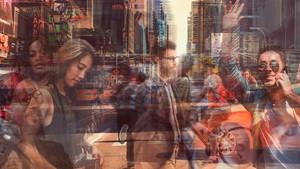 Πώς μπορείς να απεικονίσεις ΟΛΗ τη ζωντάνια μιας μητρόπολης σε ΜΙΑ και μόνο φωτογραφία;