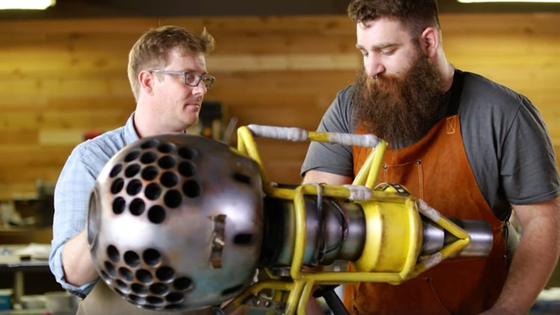Άπειρα ρισπέκτ στους τύπους που έφτιαξαν το rocket launcher από το Destiny 2