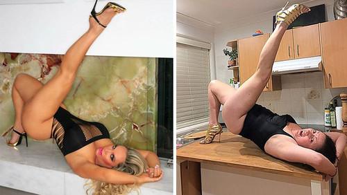 Αυτή η τύπισσα ξεφτιλίζει ΛΙΙΙΓΟ τις σελέμπριτιζ του Instagram