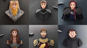 Πόσο σπέρνουν οι χάρτινοι χαρακτήρες του Game of Thrones;