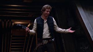 Πώς σου φαίνεται το πατούμενο του Han Solo;