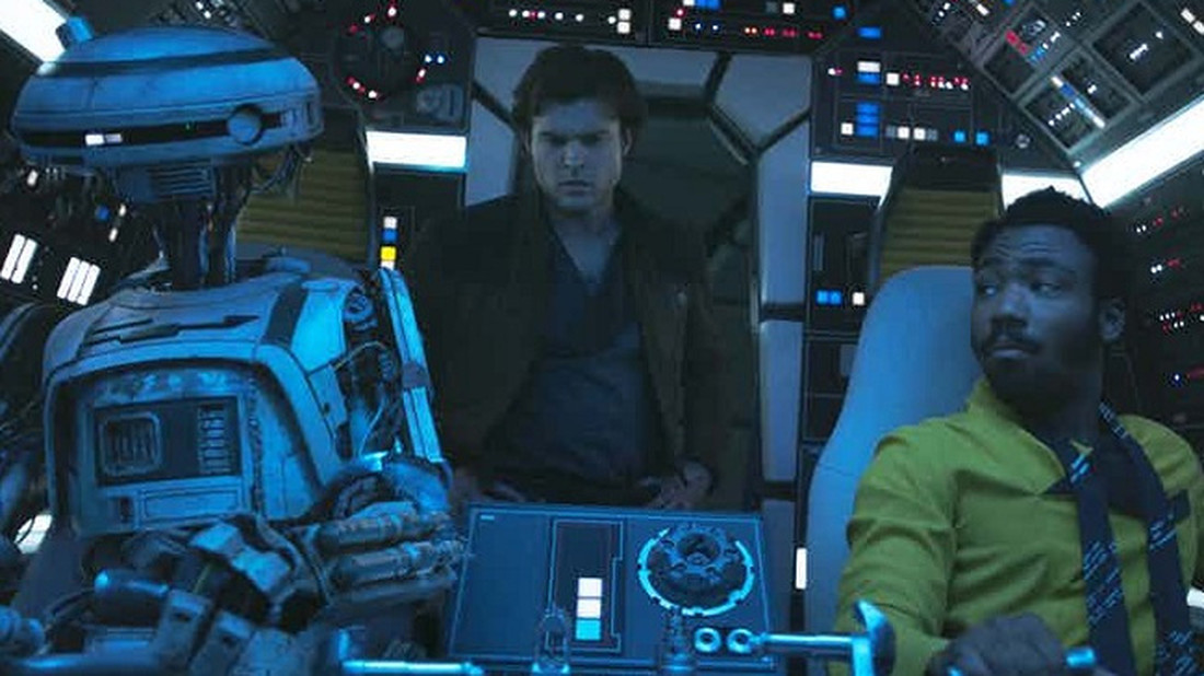 Τι μάθαμε από το τρέιλερ του Solo: A Star Wars Story;