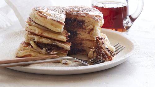 Pancakes με Nutella γιατί πολύ κράτησε η δίαιτα μετά το Πάσχα