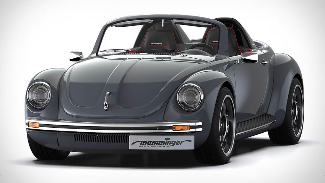 Γκαζιάρικα γούτσου-γούτσου με το Beetle Roadster 2.7