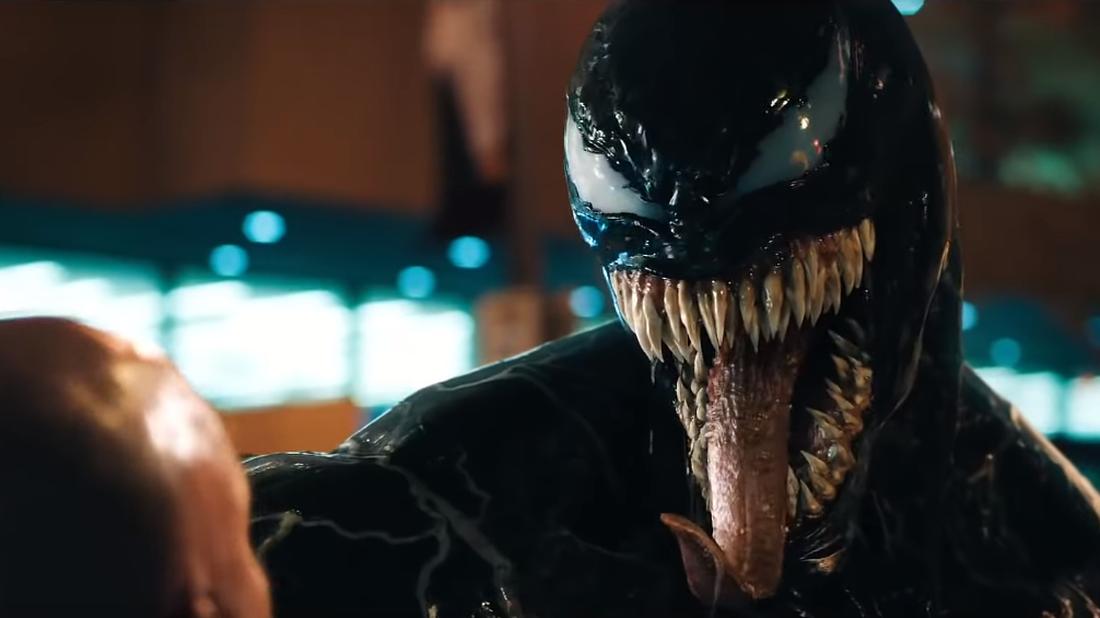 Επιτέλους: ο Hardy γίνεται Venom