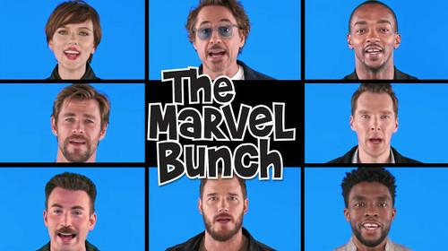 Όταν οι Avengers αποφάσισαν να το γυρίσουν στο μιούζικαλ