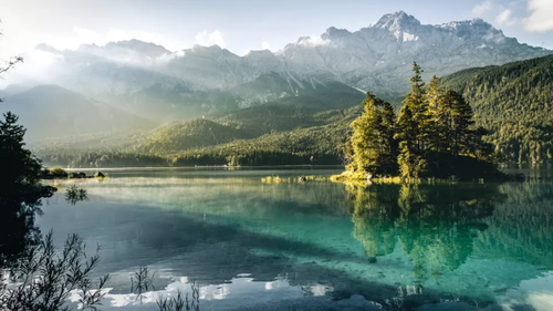 10 λίμνες της Ευρώπης να τις πιεις μονορούφι
