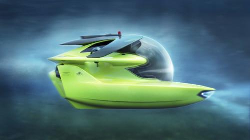 Τι εννοείς υποβρύχια Aston Martin;