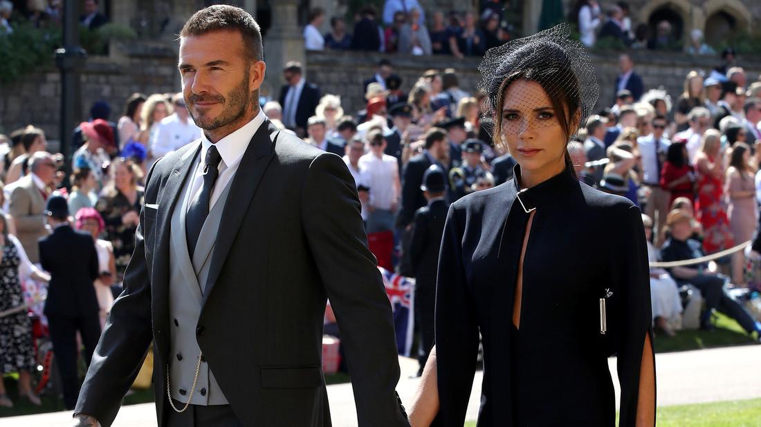 Πόσο μεγάλη στυλιστική μπαλίτσα έπαιξες πάλι, David Beckham;