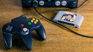 Βγαίνει ξανά το Nintendo 64 και σκίρτησε η καρδούλα μας