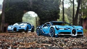 Η Lego Bugatti Chiron δεν είναι για το γκαράζ αλλά για το σαλόνι σου