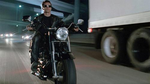Στο σφυρί η Harley Davidson του Εξολοθρευτή