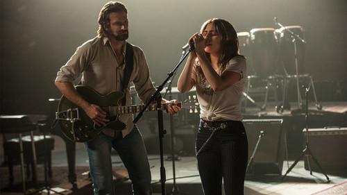 Ο Bradley Cooper τραγουδιστής και η Lady Gaga ηθοποιός