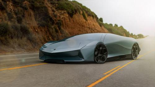 Η Lamborghini ετοιμάζει το ΑΠΟΛΥΤΟ ηλεκτρικό υπερ-αυτοκίνητο