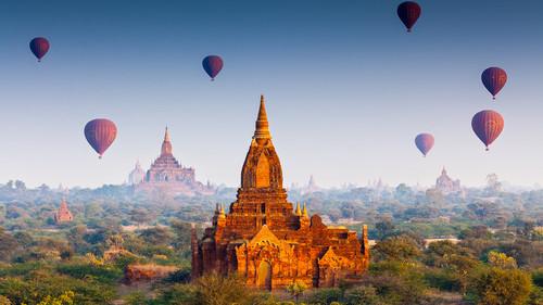 Ένα χορταστικό βιντεάκι για την ερωτεύσιμη Μιανμάρ