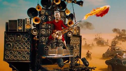 Τα αστέρια του Μουντιάλ σε παρανοϊκή Mad Max κατάσταση