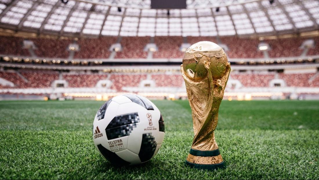 Αποτέλεσμα εικόνας για Η μπάλα του φετινού Μουντιάλ