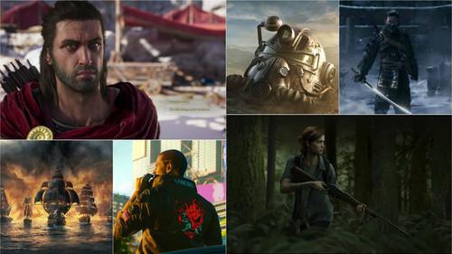 Τα 16 video games που ξεχωρίσαμε από την φετινή Ε3