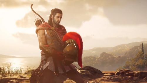 Ο χάρτης της Ελλαδάρας στο Assassin's Creed Odyssey δεν παίζεται!
