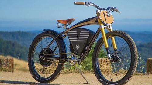 Mοτοποδήλατο πιο μάχιμο κι από μοτοσικλέτα
