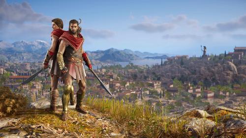 Ακόμα να συνέλθουμε από τη γνωριμία μας με το Assassin's Creed Odyssey