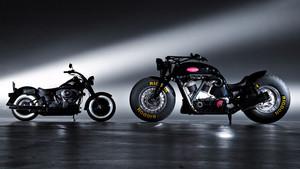 Κοιτάζουμε με δέος την μεγαλύτερη μοτοσικλέτα του κόσμου