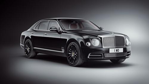 Χτυπάμε παλαμάκια για την επετειακή Bentley