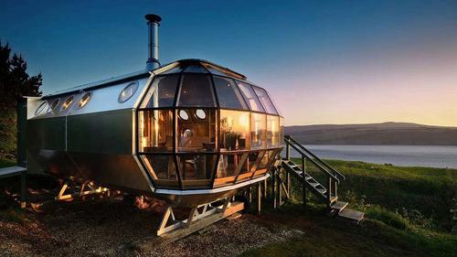 To Airbnb που θα ενέκρινε σίγουρα ο Kubrick