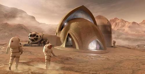 Πώς θα ήταν τα σπίτια μας αν ζούσαμε στον Άρη;