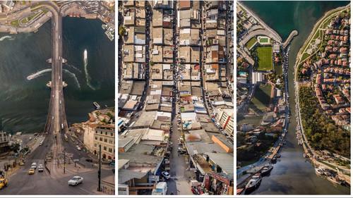 Αυτή η Κωνσταντινούπολη έχει κάτι από Inception